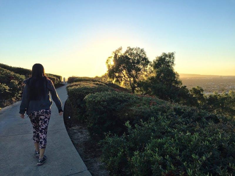 Signal Hill hike Long Beach