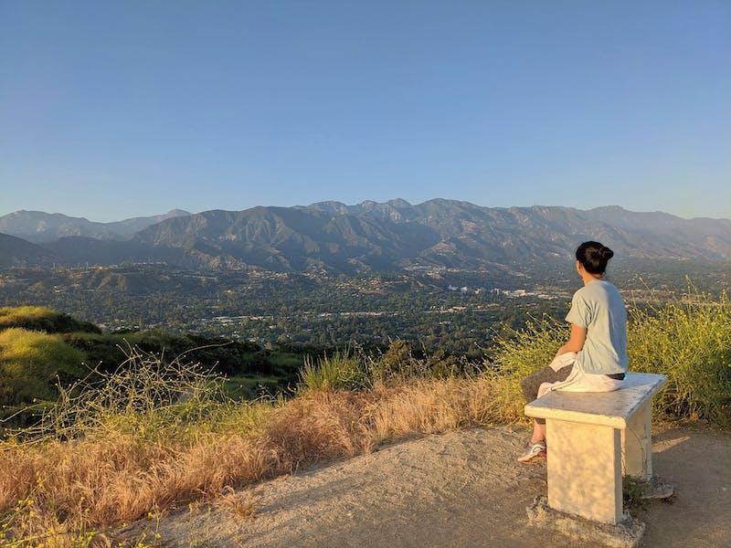 Hike Cherry Canyon Park
