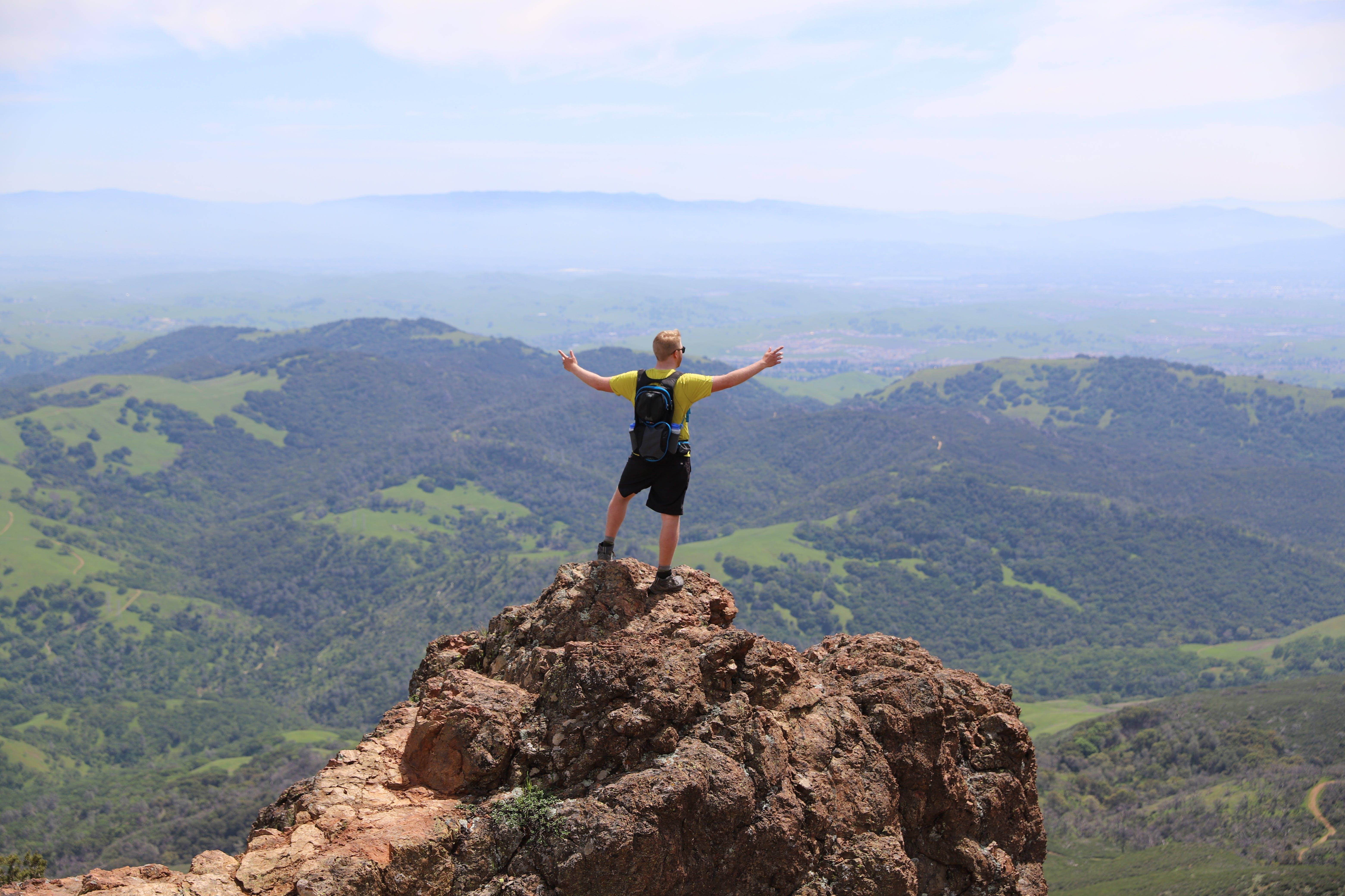 Hike the North Peak of Mount Diablo