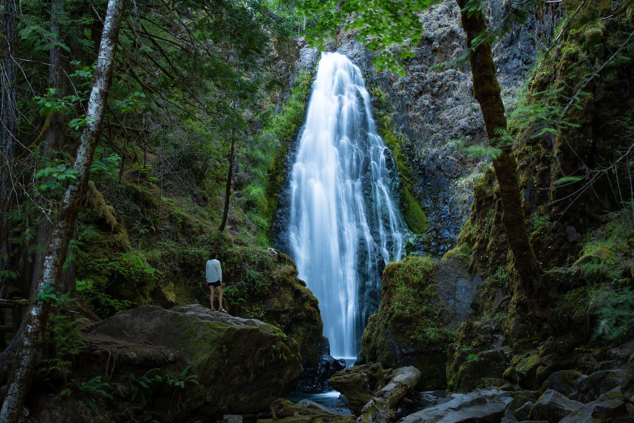 Susan Creek Falls Oregon