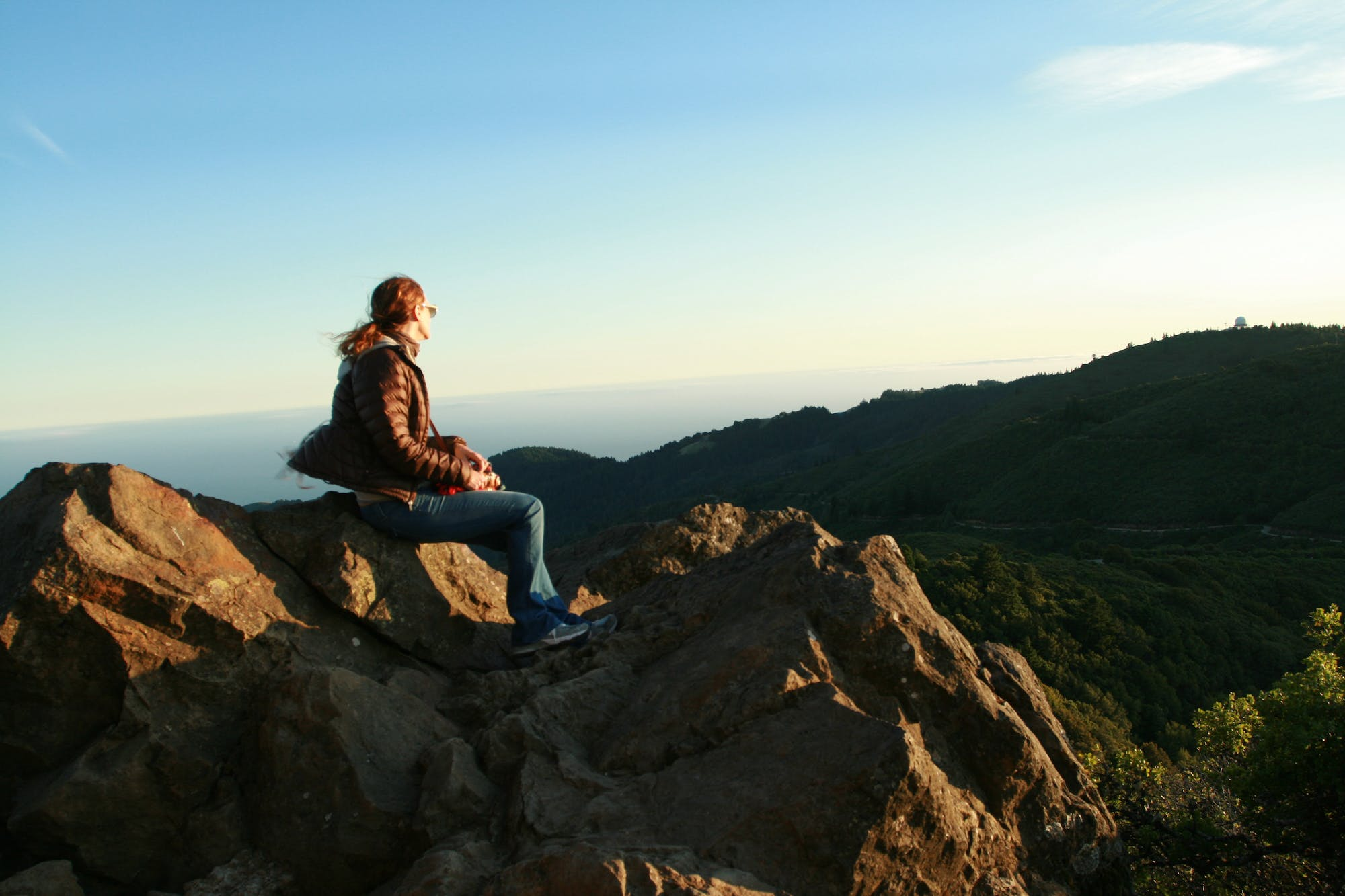 Hike to Mount Tam