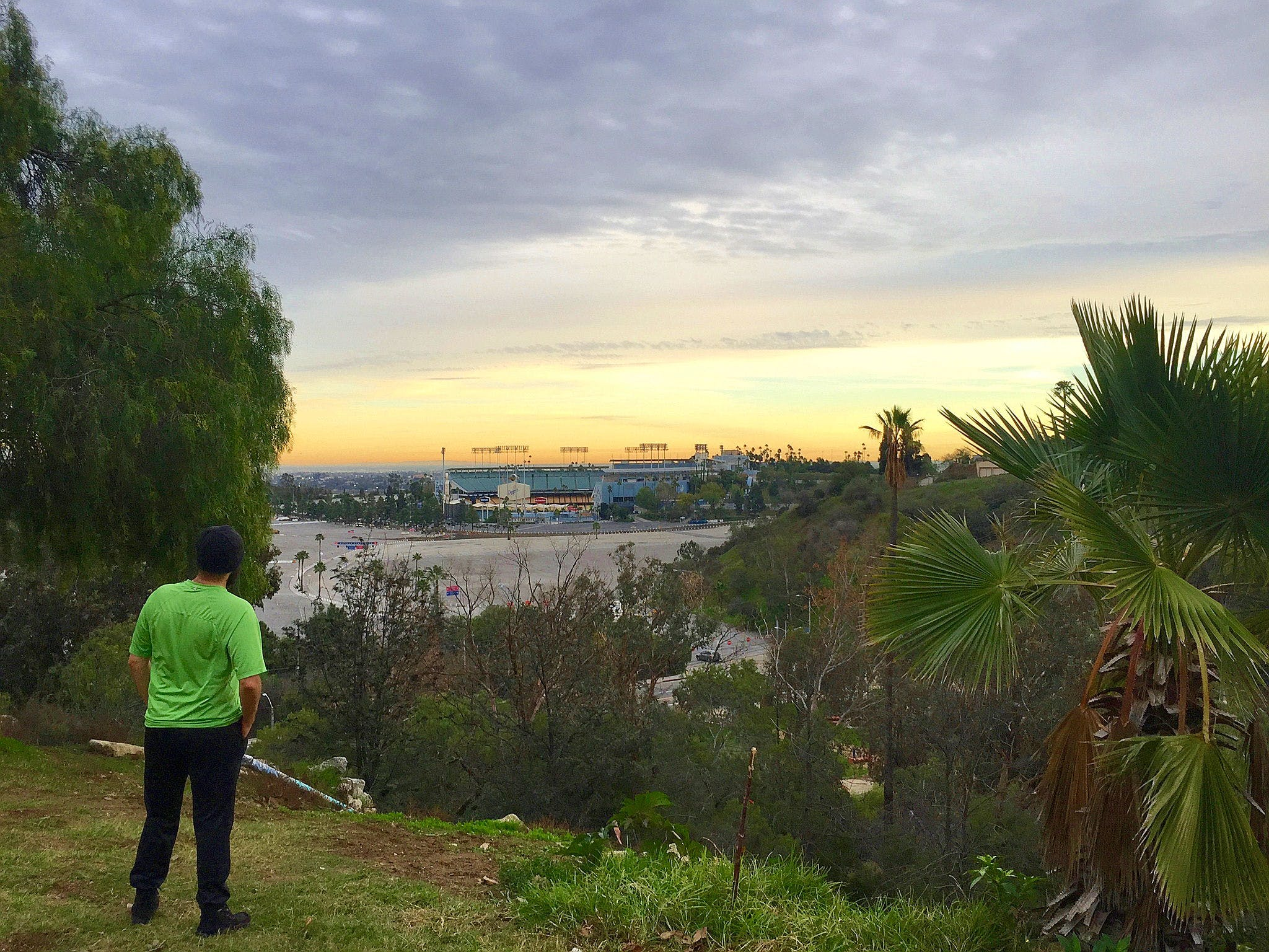 Hike Elysian Park in Los Angeles