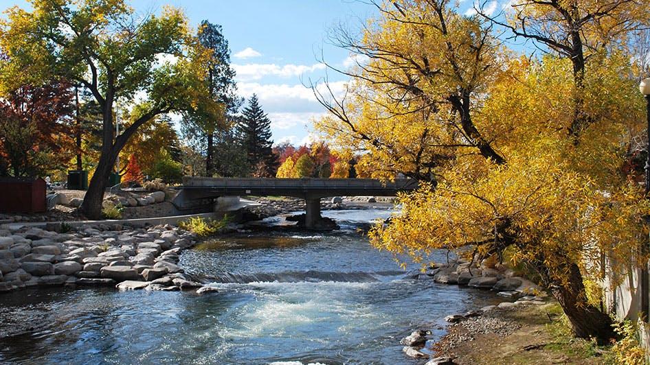 Reno Truckee River