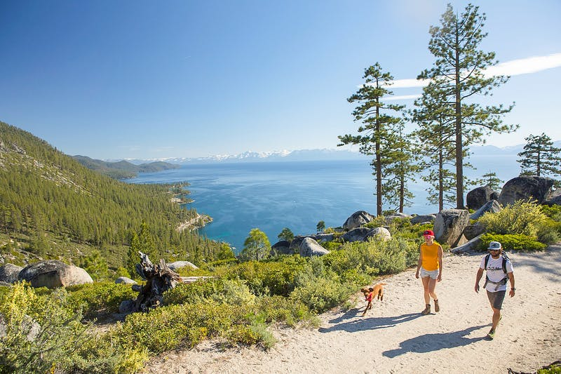 North Lake Tahoe Autumn Vacation