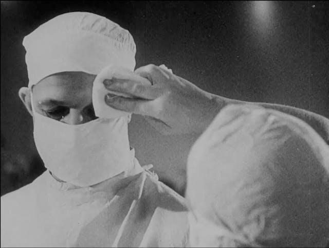 Still image from the 1941 public information film,