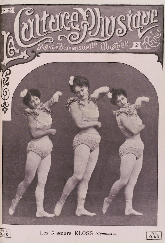 La Culture Physique, December 1905