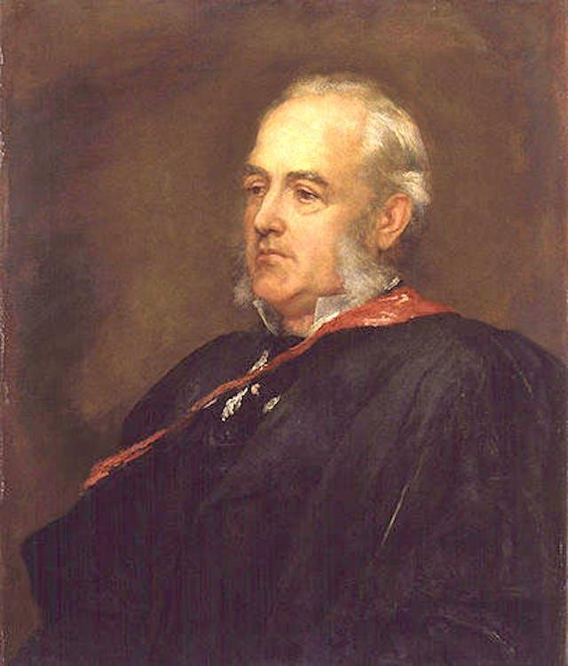 Portrait of Max Müller