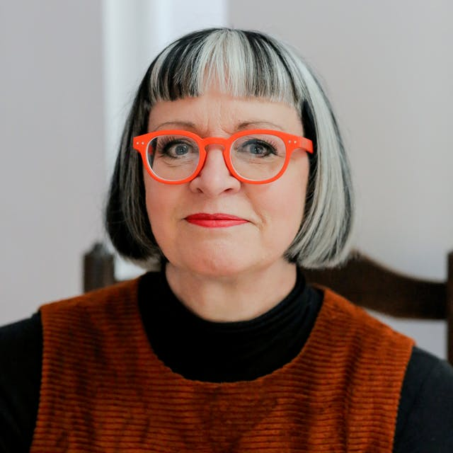 Photograph of Philippa Perry
