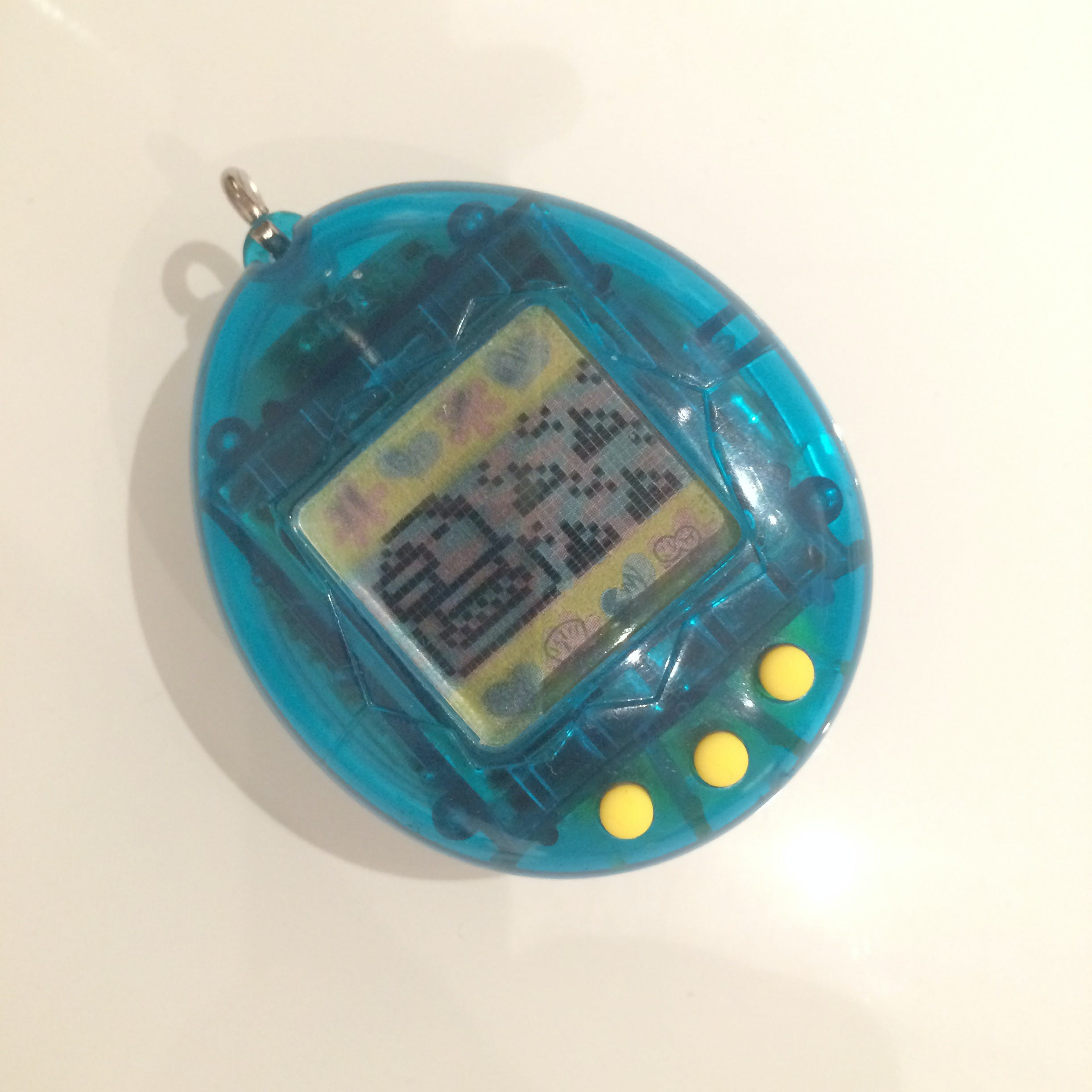 The life and death of Tamagotchi and the virtual pet