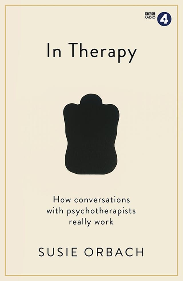 Book cover of In Therapy by Susie Orbach