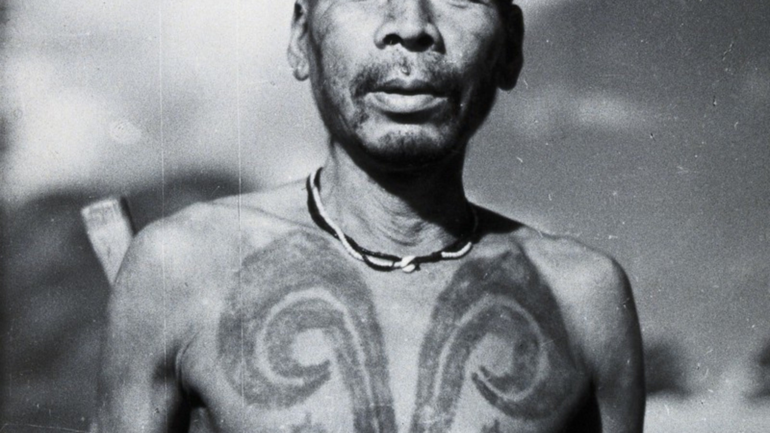 A Brief History Of Tattoos Wellcome Collection