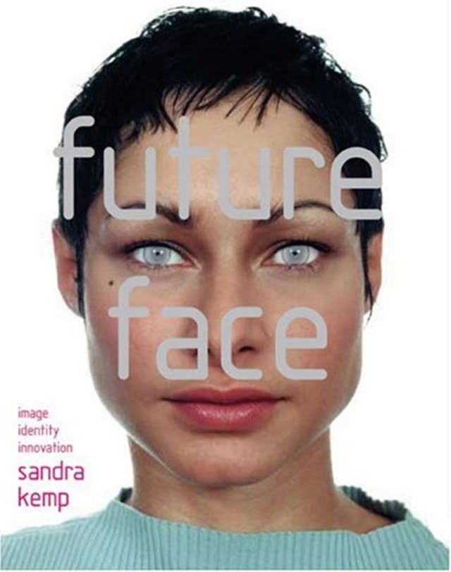 Book cover of Future Face by Sandra Kemp