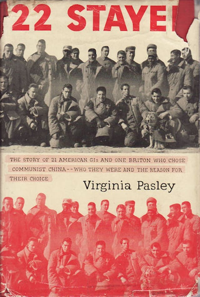 Book cover featuring group portrait of soldiers.