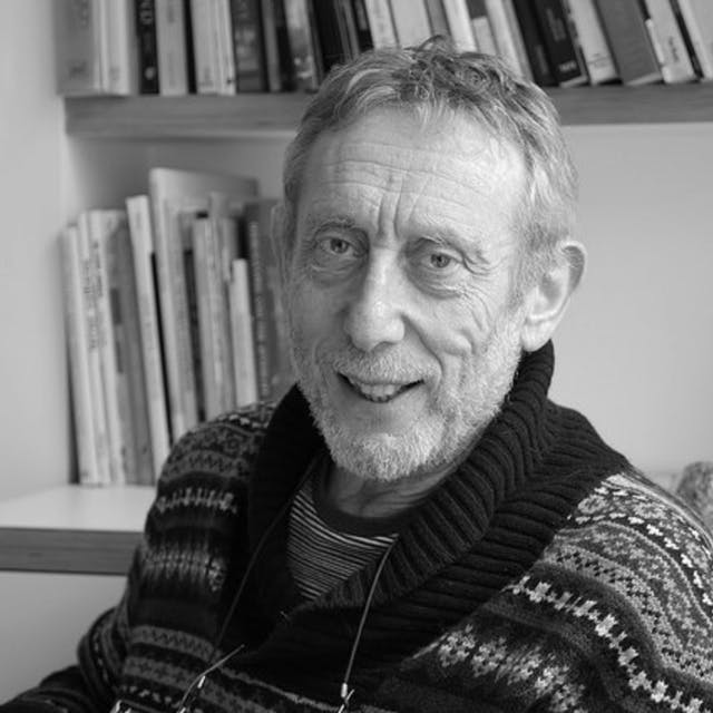 Photograph of Michael Rosen