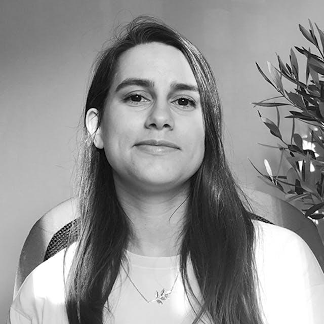 Photograph of Iria Suárez