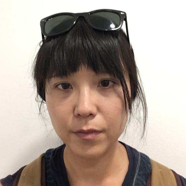 Photograph of Christine Ro