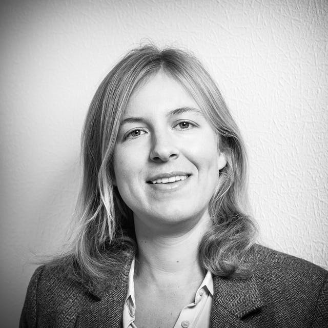 Photograph of Dr Camilla Røstvik