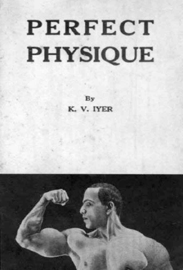 Cover of Perfect Physique by K V Iyer