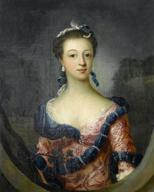 Maria Gunning, Countess of Coventry
