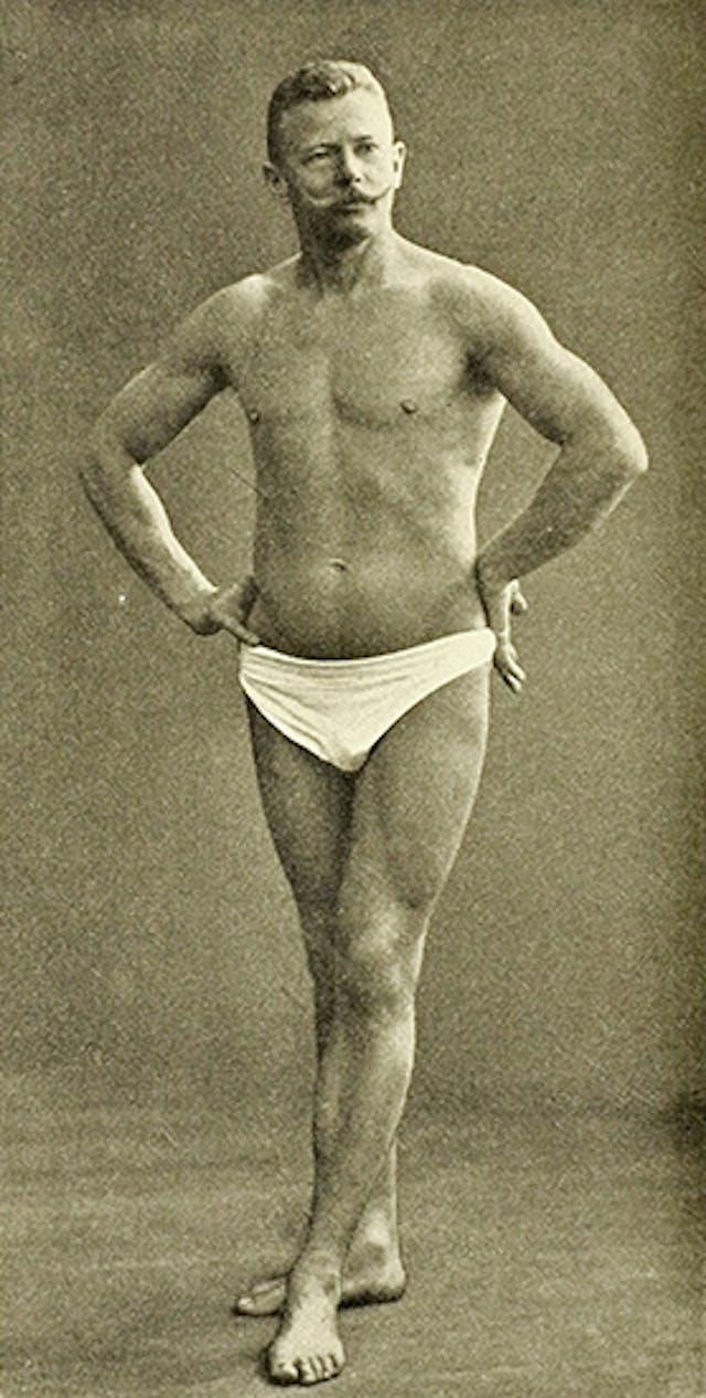 J P Muller 1904