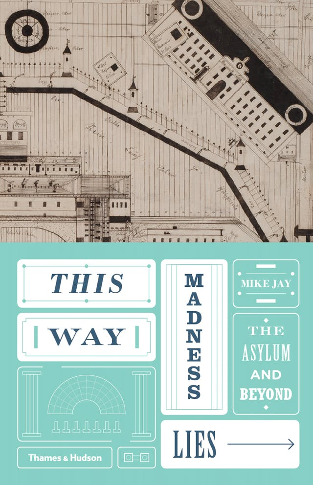 Book cover of This Way Madness Lies by Mike Jay