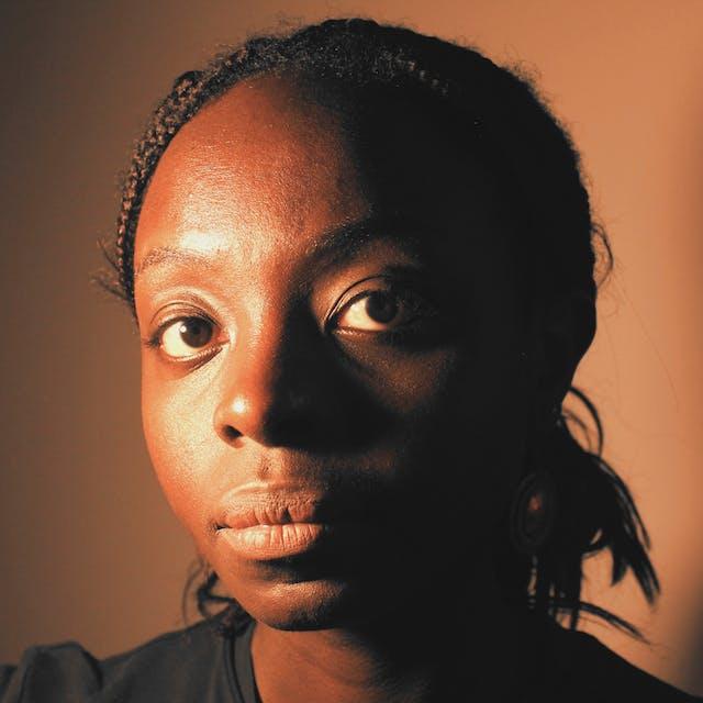 Photograph of Adjoa Wiredu