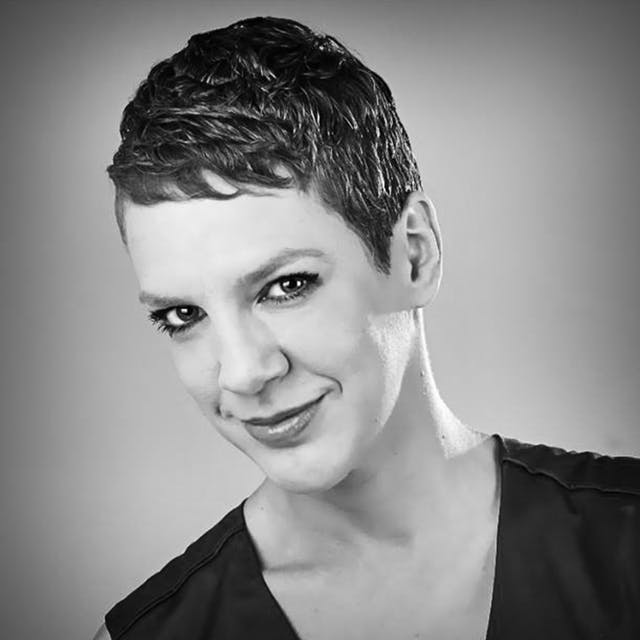Photograph of Francesca Martinez