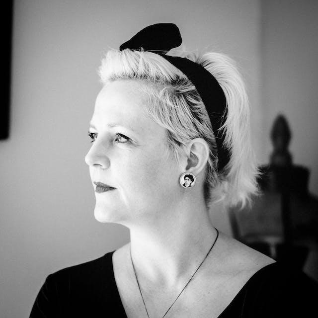 Photograph of Katy Lemay