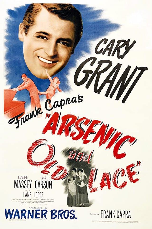 Colour film poster.