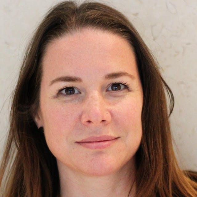 Photograph of Taryn Cain