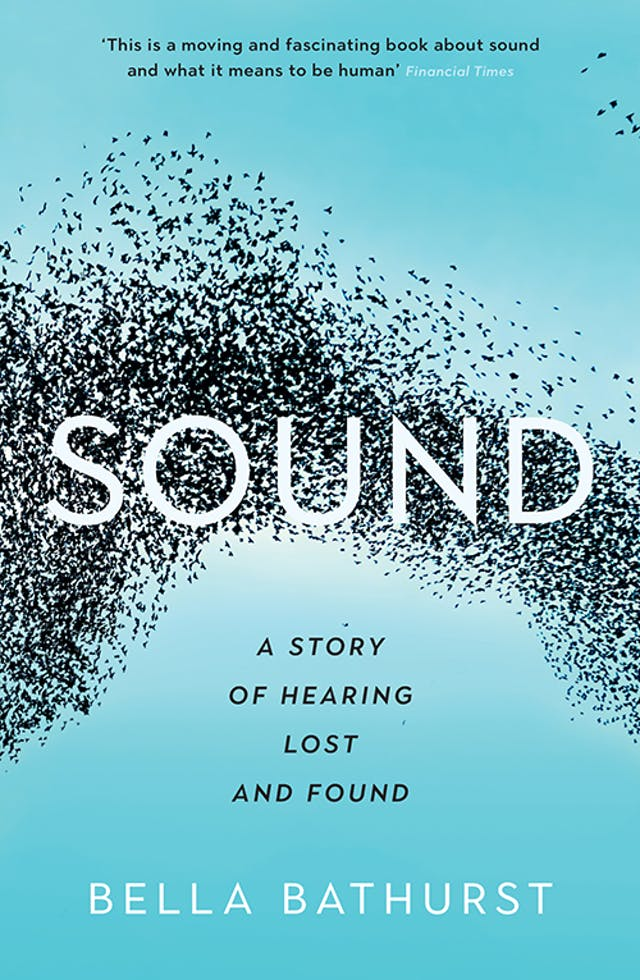 Book cover of Sound by Bella Bathurst