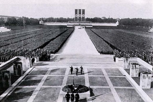 Nazi party rally grounds.