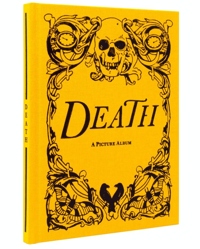 Book cover of Death by