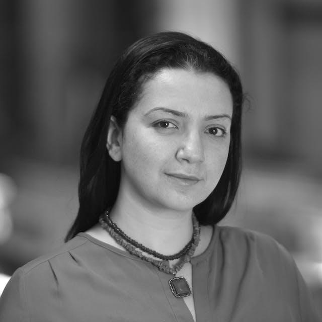 Photograph of Shaimaa Khalil