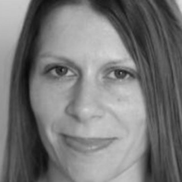Photograph of Dr Bonnie Evans