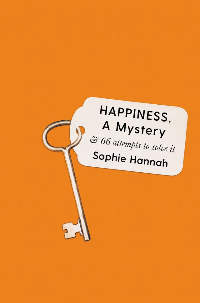 Happiness, a Mystery book cover