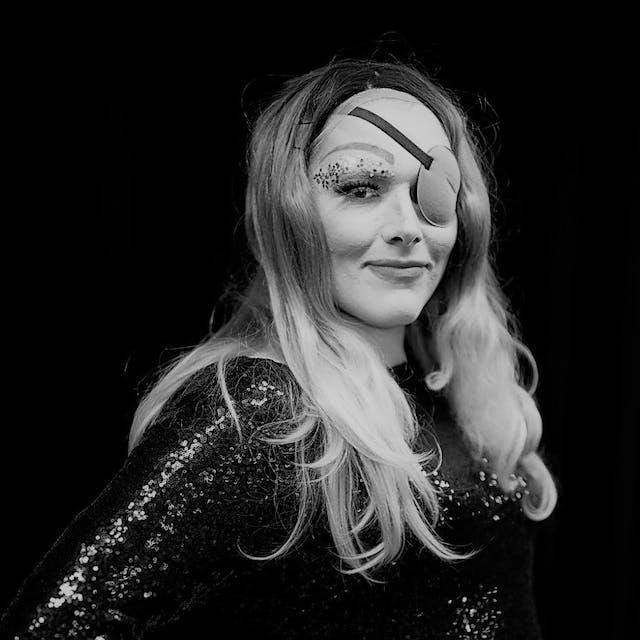 Photograph of Venetia Blind