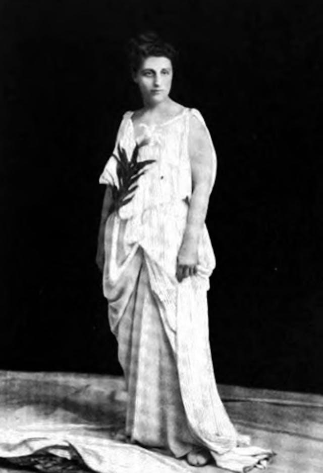 Genevieve Stebbins