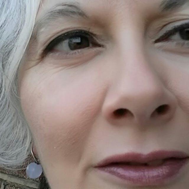 Photograph of Angela Saward