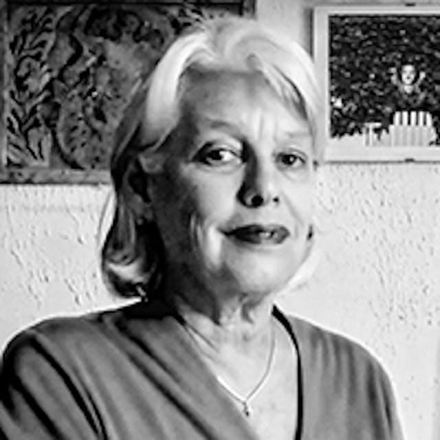 Photograph of Janet Tyson