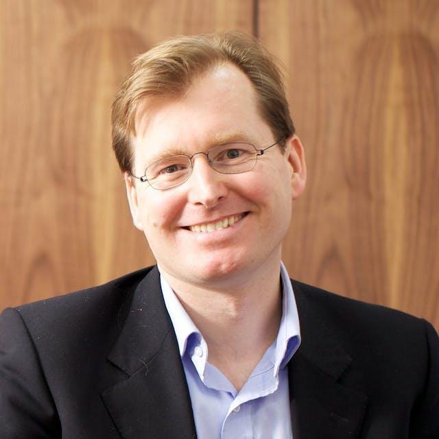 Photograph of Professor Edward Watkins