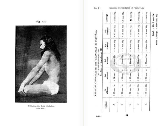 Yoga Mimanasa, 1930