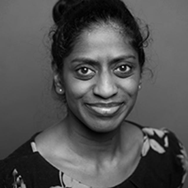 Photograph of Nadia Nadarajah