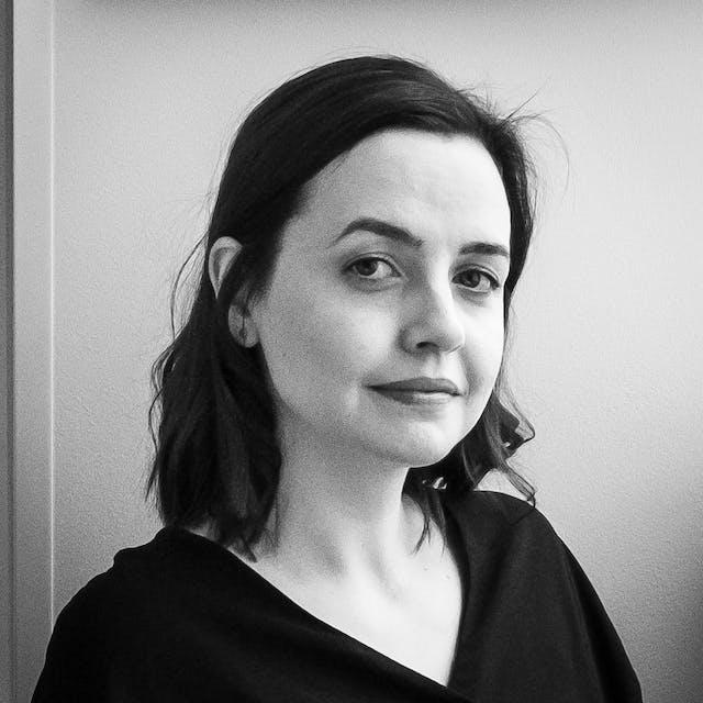 Photograph of Joanna Wolfarth