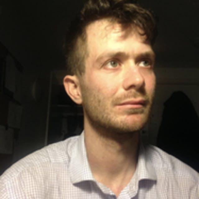 Photograph of Matt Drage