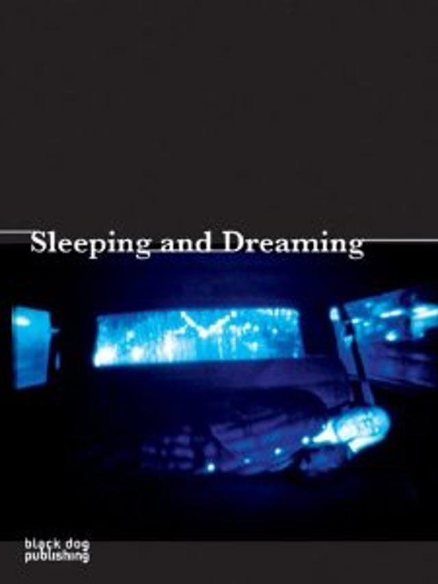 Book cover of Sleeping and Dreaming by