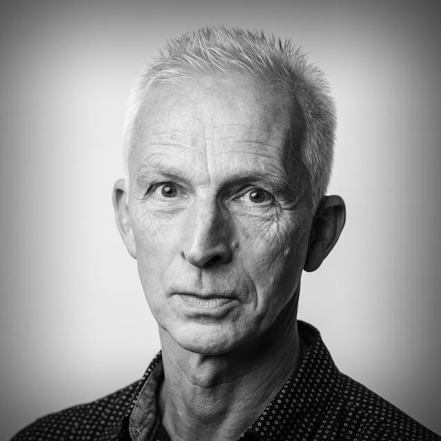 Photograph of Rupert Thomson