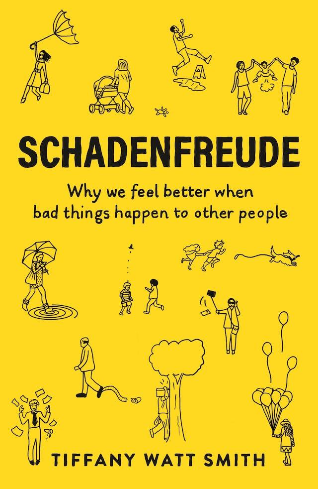 'Schadenfreude' book cover