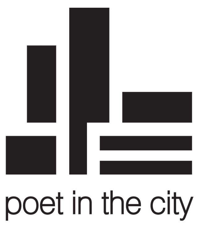 Logo for Poet in the City