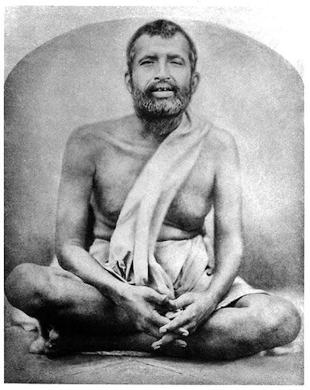 Ramakrishna, 1885